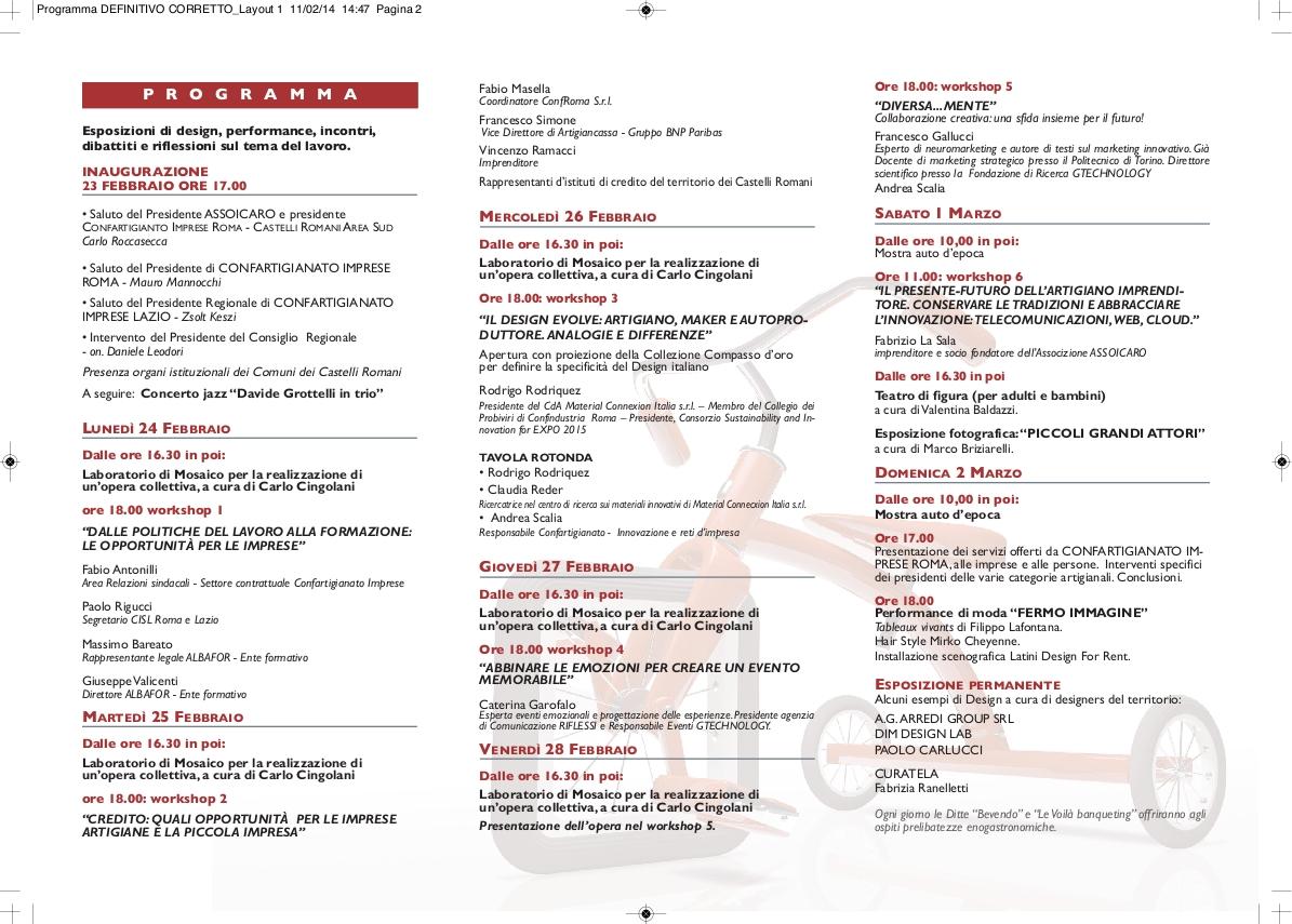 incontri scientifici calette aprile 16 2013