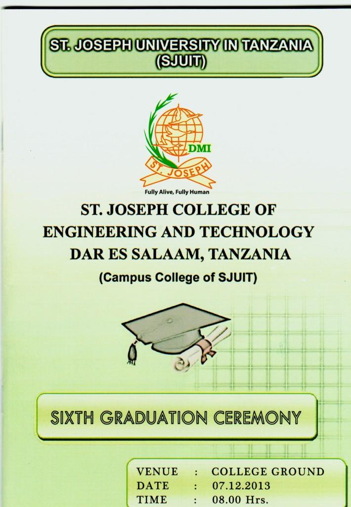 Graduation Dar es Salaam