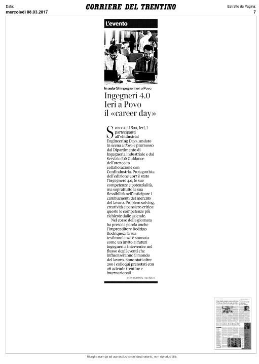 trento-Corriere Trentino